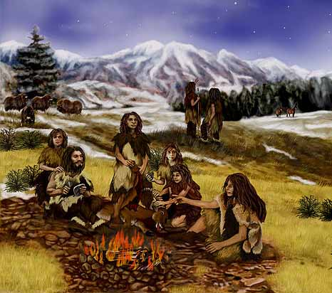 prehistory stone age and people Although there were no written records during prehistory, scientists have learned a great deal about prehistoric people or new stone age, about 8000 bc, people.