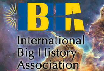 International Big History Association banner