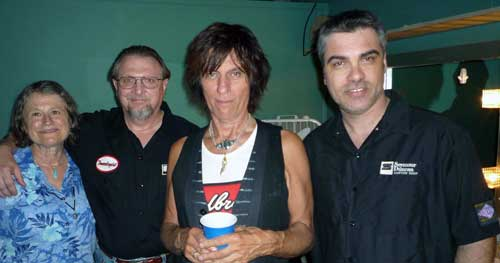 Jeff Beck with special guests from SAI