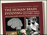 Book cover image of Human Brain Evolving