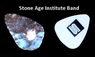 Stone Age Institute Band logo