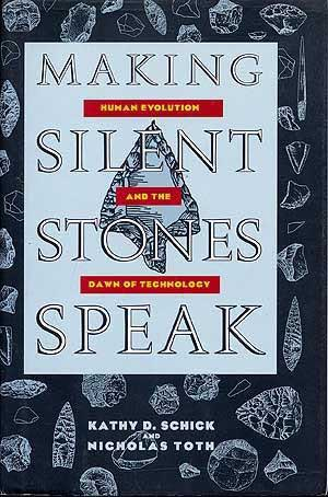 Book cover image of Making Silent Stones Speak