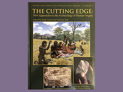 Book cover image for The Cutting Edge
