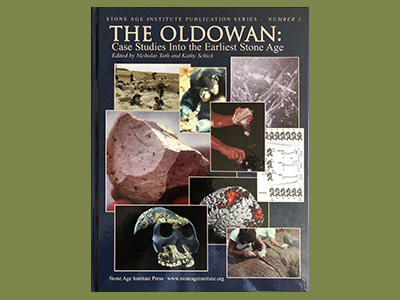 Book cover image for The Oldowan